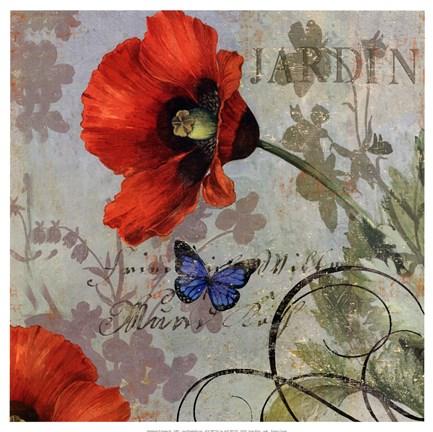 Jardin fine art print by aimee wilson at for Jardin wilson