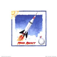 Moon Rocket