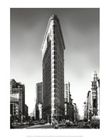New York, New York, Flatiron Building