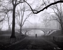 Gothic Bridge, Central Park, NYC