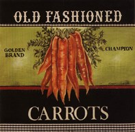 Old Fashioned Carrots - Special
