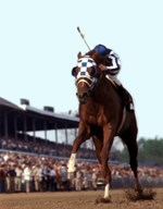 Secretariat Kentucky Derby #105