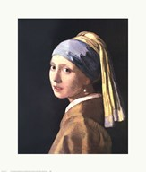 Girl with a Pearl Earring, c.1665