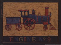 Engine No. 9