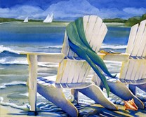 Seaside Breeze  Fine-Art Print