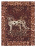 Lone Cheetah  Fine-Art Print