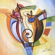 Jazz on the Circle  Fine-Art Print