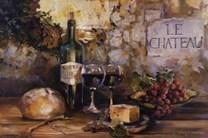 Le Chateau  Fine-Art Print