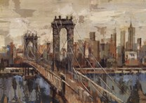 New York View  Fine-Art Print