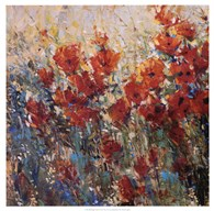 Red Poppy Field I