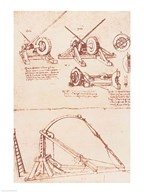 Designs for a Catapult