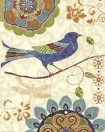 Eastern Tales Birds I
