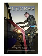 Success Affirmation Poster, USAF