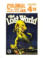 The Lost World Film Poster, 1925