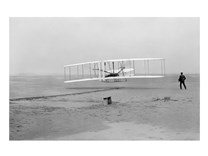 First Successful Flight of the Wright Flyer