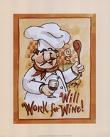 Will Work for Wine