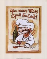 Too Many Wines Spoil the Cook