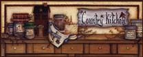 Country Kitchen Shelf