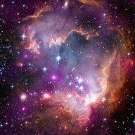 "Taken Under the ""Wing"" of the Small Magellanic Cloud  Fine-Art Print"