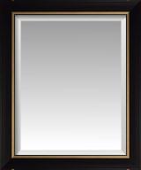 Beveled Wall Mirror