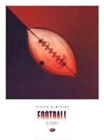 Football X-Ray Fine-Art Print