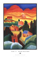 New Mexico Village Fine-Art Print