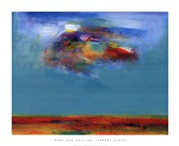 Desert Cloud Fine-Art Print