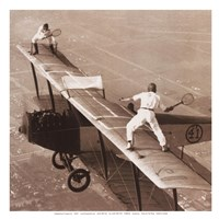 Tennis on the Wing Fine-Art Print