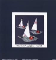 Midnight Ladybug Regatta Fine-Art Print