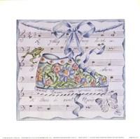 Sweet Music I Fine-Art Print