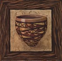 Tribal Vessel IV Fine-Art Print
