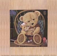Bear Lullaby Fine-Art Print