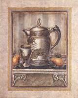 Pitcher & Goblet II Fine-Art Print