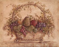 Harvest Fruit I Fine-Art Print