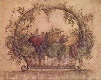 Harvest Fruit II Fine-Art Print
