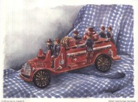 Faithful Fire Engine Fine-Art Print