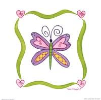 Lovebugs-Butterfly Fine-Art Print