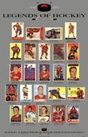 Legends of Hockey Fine-Art Print