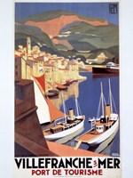 Villefranche Sur Mer Fine-Art Print
