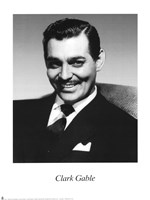 Clark Gable Fine-Art Print