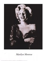 Marilyn Monroe - dark portrait Fine-Art Print