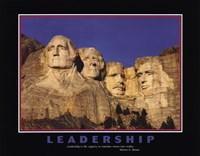 Leadership (Mt.Rushmore) Fine-Art Print