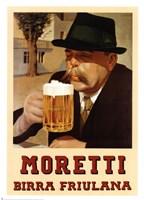Moretti Beer Fine-Art Print