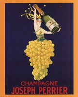 Champagne Joseph Perrier Fine-Art Print