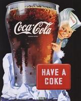 Coca-Cola Have a Coke Fine-Art Print