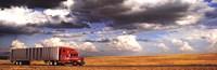 Truck in the Field Fine-Art Print