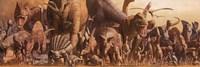 Dinosaurs Fine-Art Print