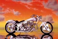 Motorcycle - Custom Fine-Art Print