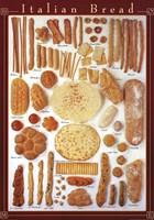 Italian Bread Wall Poster