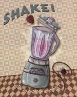 Nifty Fifties - Shake Fine-Art Print